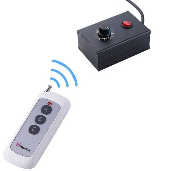 Hismith Remote Controller for C0140, C0636 and C0634