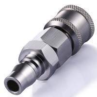 Quick Air to Kliclok Adaptor for Hismith Sex Machines with Quick Air Connector