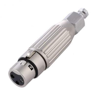 Kliclok to 3XLR Adaptor for Hismith Sex Machines with Kliclok Connector