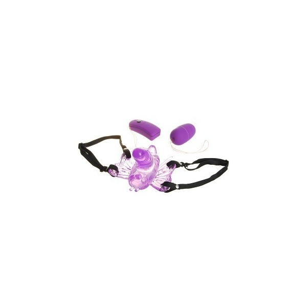 Vibrating Butterfly Wireless Vibration Egg, Made of Non Toxic Material